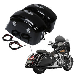 Abs Saddlebags Electronic Latch For Indian Chieftain 2014-2017 Springfield 16-18