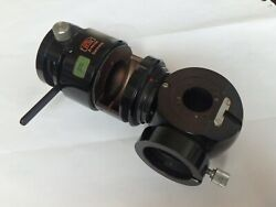 Zeiss Epi-condenser - Incomplete No Mount, Lens And Reflector Insert
