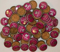 Soda Pop Bottle Caps Lot Of 100 Canada Dry Hi Grape Cork Lined New Old Stock