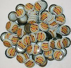 Soda Pop Bottle Caps Lot Of 100 Vess Draft Style Root Beer Unused New Old Stock