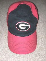 Georgia Bulldogs Hat One Size Fits All Nike Collectible