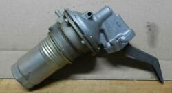 1960and039s Ford Mercury 289 302 V8 Rebuilt Carter Fuel Pump With Filter 3831s