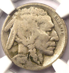 1918/7-d Buffalo Nickel 5c - Certified Ngc G6 Pq - Rare Overdate Variety Coin