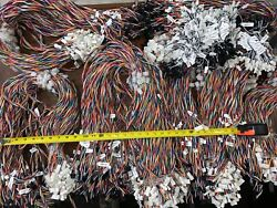 700 Qty -massive Lot- Stop Light Switch Cable Harness Wires Wh120011 Wh120020