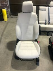 2016-2019 Kia Sorento Front And Rear Seats Bucket Seats W/ Airbag Rh And Lh Oem