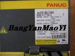 Fedex Dhl Used Fanuc A06b-6117-h210 Tested It In Good Condition