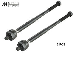 Inner Tie Rod End Axial Rod 68040223ab Ev800611 Fits Dodge Journey 09191pair