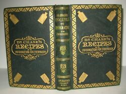 1867 Antique Recipes _cookbook_medical_farmer_home_pioneer Beer Wine Indian Cure