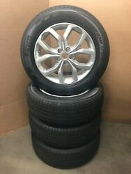 Set Of 4 Land Rover Discovery 5 19 Wheels And Tyres   Lr081580 Discovery 19 2020