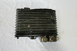 04 06 07 08 Mazda Rx-8 Auxiliary Oil Engine Cooler Cage Radiator Oem 024000-3532