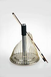 Grand Whalophone - Turtle Drums Large Waterphone - 42 Brass Rods Bow Included