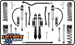 Icon Vehicle Dynamics K22105t 2.5 Suspension Liftkit For 2020 Jeep Gladiator Jt