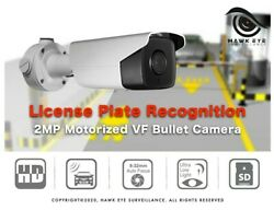 Hikvision Oem 2mp License Plate Recognition Camera Ds-2cd4a26fwd-izs/p 8-32mm