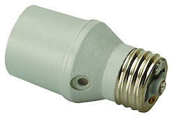 Light Control Socket With Photocell Sensor, Outdoor