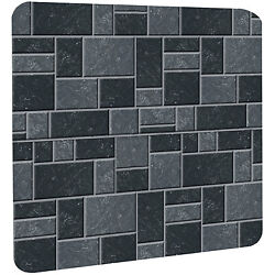 Thermal Stove/wall Board Floor Protector Slate 32 X 42-in.