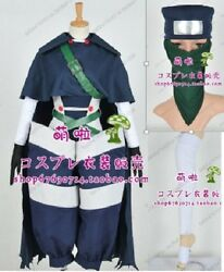 Fairy Tail Mystogan Cosplay Costume Good Quality With Hat