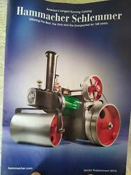 Vintage Mamod Steam Roller With 2 Boxes Of Fuel Tablets,ephemera Ad Copy