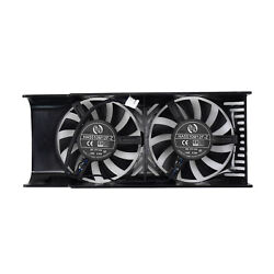 Video Graphics Card Cooling Fan For Msi N750ti 2g Gd5t / 2g Ddr5 With Frame 2pin