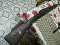 Czech Vz24 Rifle Stock Handgurd Iron Cleaning Rodsite Protector And Barrel