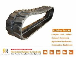 Rubber Track 450x71x82 Made For Cat 307ssr Mini Excavator
