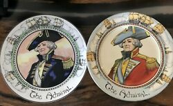 The Professionals - The Admiral Royal Doulton Series Ware Plate Buy Each Or Set