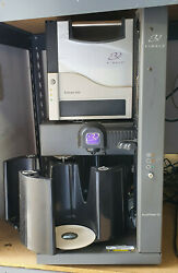 Rimage Everest 600 Auto Printer Iii, Print Color/bw Thermal Cd/dvds. Works Great