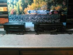 Lionel 1666 Loco And 2689t Tender