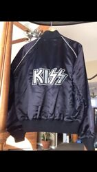 🔥VINTAGE KISS DYNASTY - Casablanca Records Promotional Tour Jacket - 1979!!!