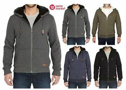 New Buffalo Menandrsquos Sherpa Lined Hoodie Size And Color Variety