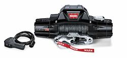 Warn 89305 Zeon R 8-s 12 Volt Electric 8,000 Lb Capacity Winch W/ 100 Ft Rope