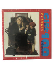 Vintage Fink And Company Doctor And The Doll 100 Pc Jigsaw Puzzle New Sealed