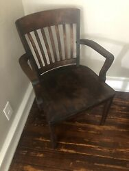 Sikes Company Chair