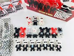 Toy2r Qee Official Reservoir Dogs Series Complete Set Of 18 Quentin Tarantino