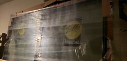 New Custom Pella Impervia Fixed Frame Insulating Picture Window 75in X 80in