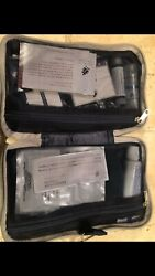 Vintage Pam Am Airlines First Class Travel Kit