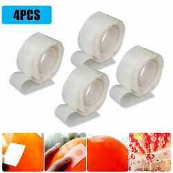 400 Dots Removable Adhesive Glue Points Foil Balloon Wedding Birthday Decor Tape