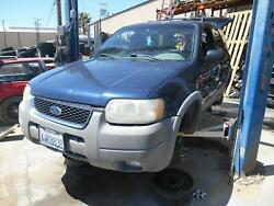 01-04 Ford Escape 3.0l Engine Tested 190-210psi Comp Longblock Only Sierra Auto