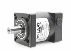 Motion Constrained Nema 23 Planetary Gear Reducer Gearbox 1/4 Input Shaft
