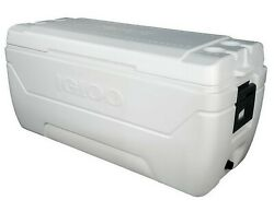 Igloo Cooler Max Cold Ice Chest Insulated Large 150 Quart 248 Can Marine Fishing $107.48