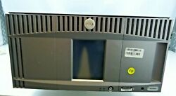 Dell Powervault Ml6000 Tape Library W/ 2x Y6ppm 2x N4r8y 1x Wj129 Drives