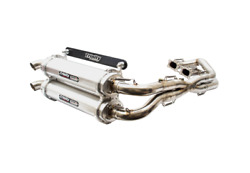 Trinity Racing Stage 5 Dual Exhaust For 2017-20 Can Am Maverick X3 C Rc Turbo R