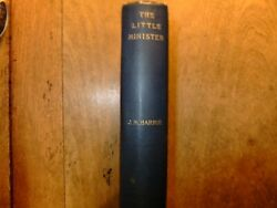 The Little Minister By Barrie 1891 First Edition