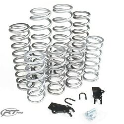 Rt Pro Rtp5302146 Heacy Duty Rate Coil Spring Kit For Can Am Maverick X3