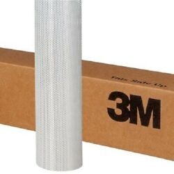 3m™ 8170-p50 Scotchcal Perforated Window Film 36 54 Cars Houses Boats Trailer