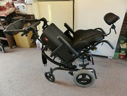 Sunrise Medical Quickie Sr45 Wheelchair Tilt N Space Child Small Adult Nice