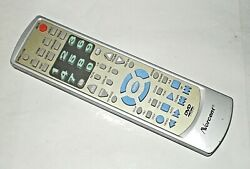 Oem Genuine Coby / Norcent Kf-8999a Dvd Player Remote Control -tested - Dd-1076