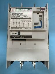 Cutler-hammer S801t30n3d Non-combo Soft Starter 304 A 47-63 Hz Reconditioned