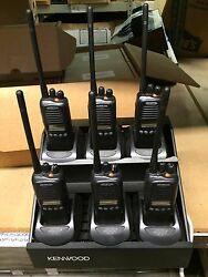 6 Kenwood Tk-2180 Vhf 136-174mhz Wide/narrow Radio / Pager - Police Fire Ems