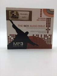 The Ncv Audio Bible A Vivid Presentation Of The Word Of God Mp 3 Audio 70 Hours