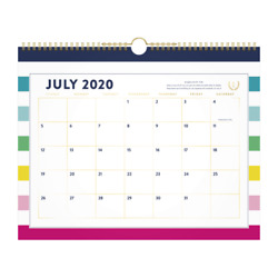 Emily Ley Simplified Monthly Wall Calendar 15